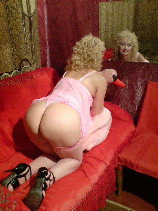требуется немолодая проститутка
