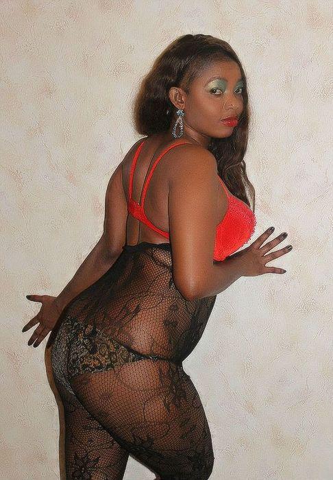 Сюзанна проститутка негритянка