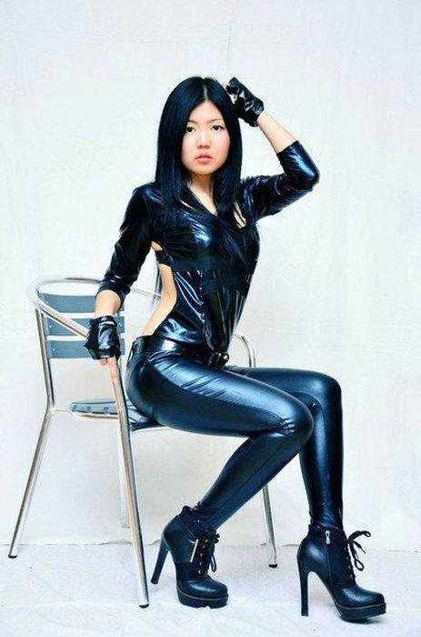 Азиаточка Карина