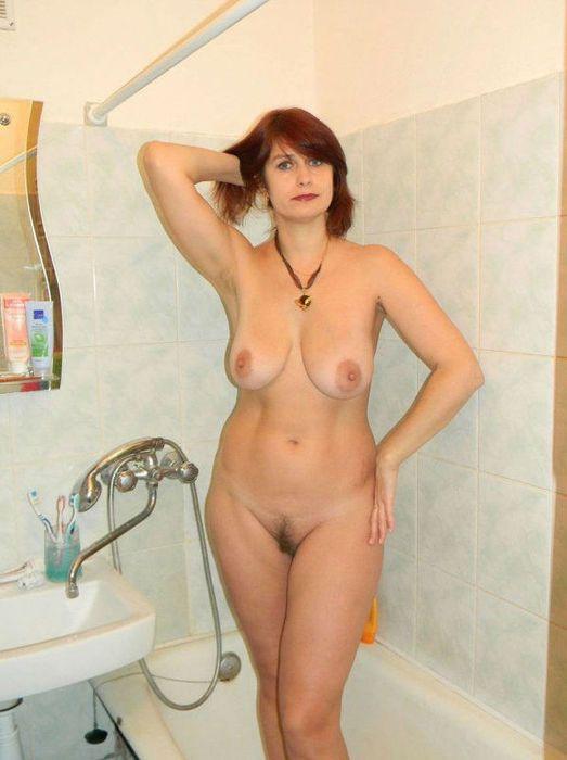 фото голых русских дам за 40